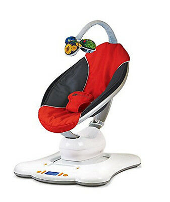 4Moms Mamaroo Infant Seat, Red