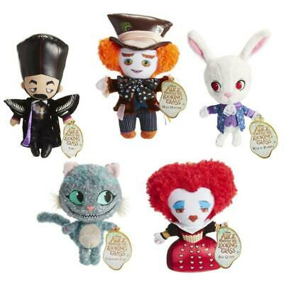 Disney Alice Through The Looking Glass Soft Plush Official Jakks Toy