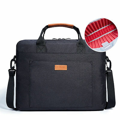 "Messenger Shoulder Case Bag Handle Carry Briefcase For 15.6"" Laptop Notebook NEW"