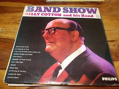 billy cotton and his band lp