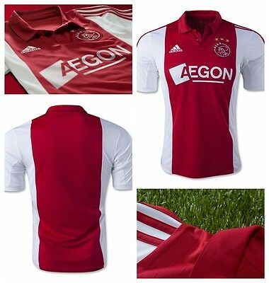 Maillot Ajax AmsterdamTaille L Neuf 2014-2015