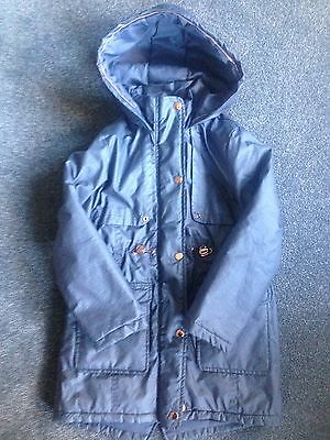 Girls Stormwear Marks And Spencer Hooded Jacket Age 7-8