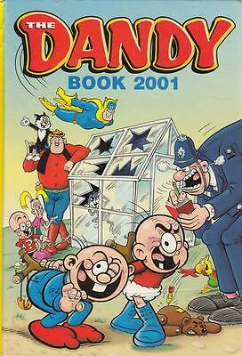 The Dandy Book 2001 - D C Thomson - Good - Hardcover