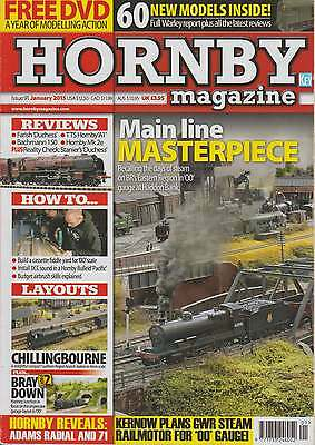 Hornby Magazine Issue 91, January 2015