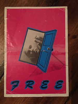 Rave Flyers Free 1989