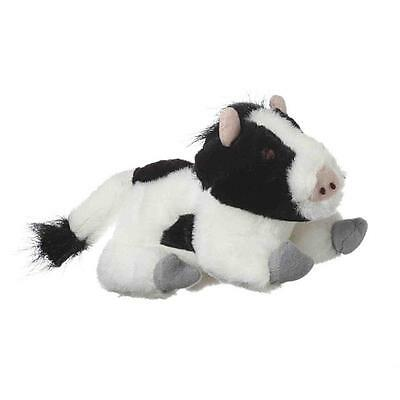 Multipet MU27006 Regardez Whos Talking peluche parlante Vache