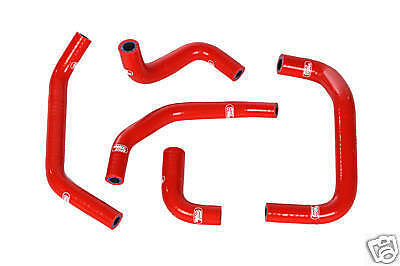 Samco Sport Silicone Breather Hose Kit - fits Honda Civic Type R FN2