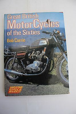 GREAT BRITISH MOTORCYCLES OF THE 1960s CLASSIC BIKES BOOKS