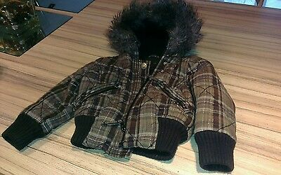 Next girls Winter Coat age 3-4.