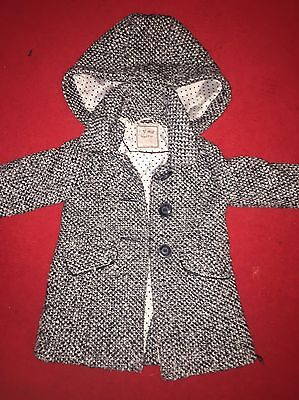 Girls Next Winter Coat Age 2-3