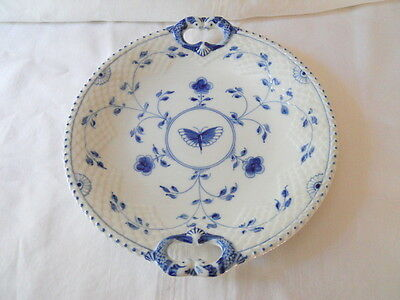 Bing and Grondahl Butterfly Cake Plate # 101