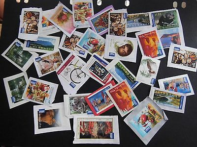 Collection LOT Australian International stamps unfranked mint  $50.00 Lot 6