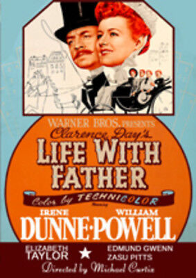 Life with Father [New DVD]