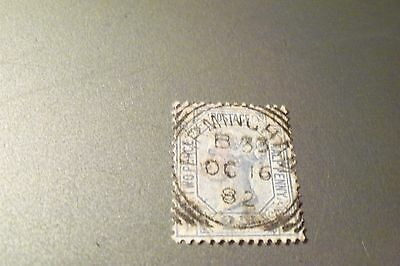 Great Britain type A30 with dated cancel