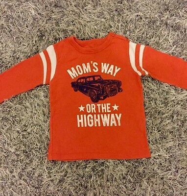 baby Gap boys top age 18-24 months
