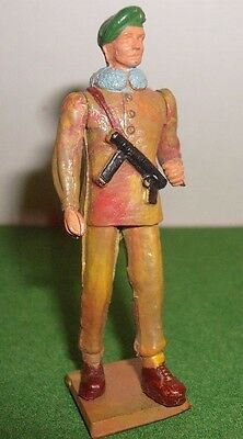 ATHENA, AOHNA, 60mm scale, GREEK ARMY SPECIAL FORCES SOLDIER - in good condition