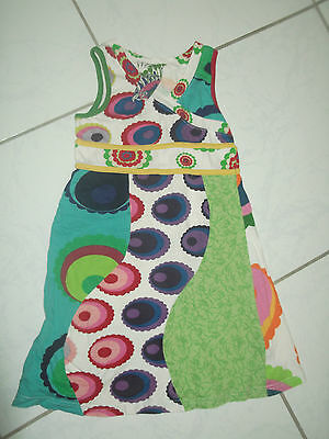 robe DESIGUAL taille 9/10 ans