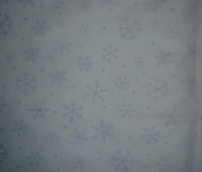 5 sheets watermarked xmas tissue paper designer quality snowflake flower