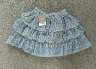 NEW with tags girls next skirt.  Age 5 years