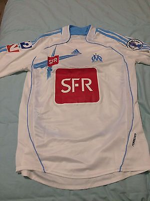 Maillot OM Coupe De France