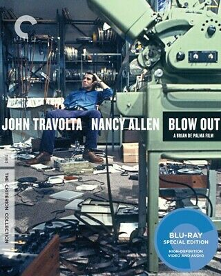 Blow Out (Criterion Collection) [New Blu-ray] Special Edition, Widescreen, Dig