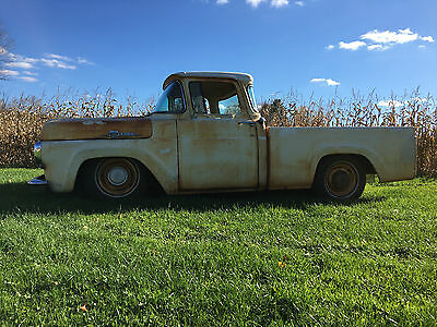 1959 Ford F-100  1959 Ford F100