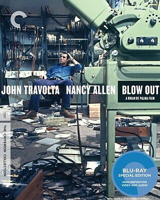 Blow Out [Criterion Collection] (2011, Blu-ray New)