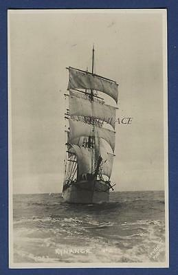 Sailing Ship Kynance Port Glasgow Lang & Fulton Greenock Wrecked Chile