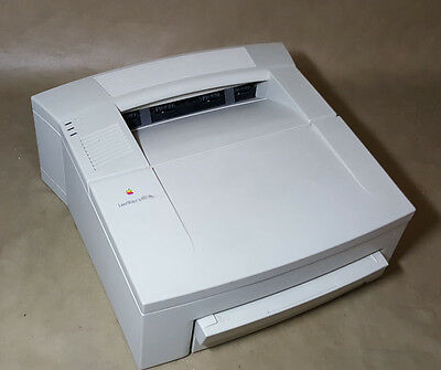 Vintage Apple LaserWriter 4/600 PS Printer
