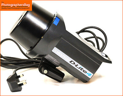 Elinchrom D-Lite 4 Studio Flash Light SERIAL - 039440 +  Lead + Free UK Post.