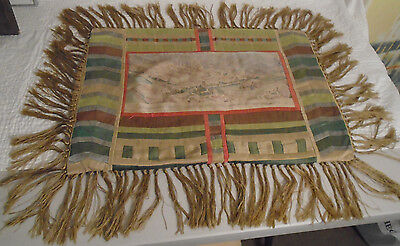 1915 Panama-Pacific International Exposition Silk Overview Colorful Pillow Sham