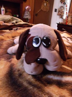 Pound Puppy Dog Collector From 1980's Stuff Animal Plush