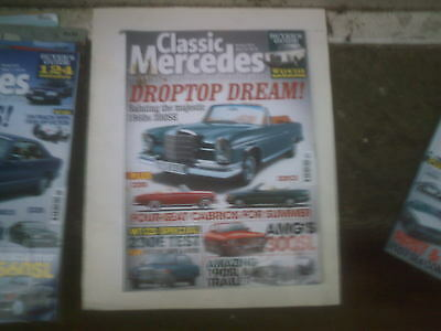Classic Mercedes Magazine.  Issue Number 12.