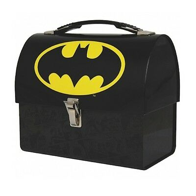 Batman Domed Lunch/Storage Tin - Metal Storage tin