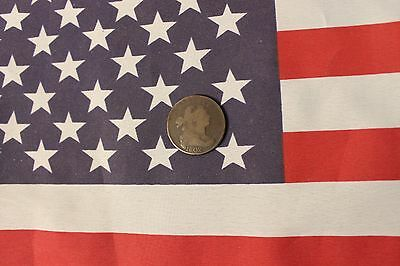 1802 Large Cent U.S. Draped Bust - AG About Good