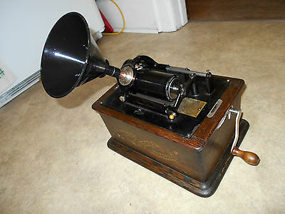 SMALL HORN for your vintage Edison cylinder phonograph