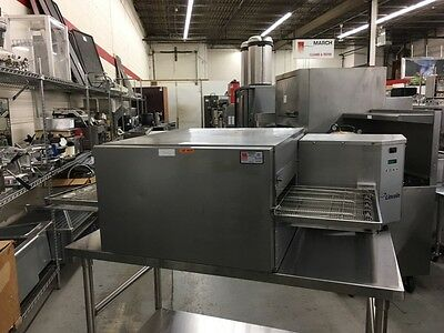 Lincoln 1116-000-A - 1100 Series Impinger II Conveyor Oven - Refurbished