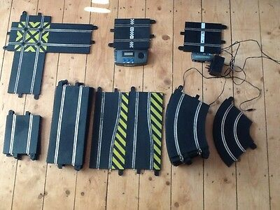 Scalextric Track - 34 Pieces