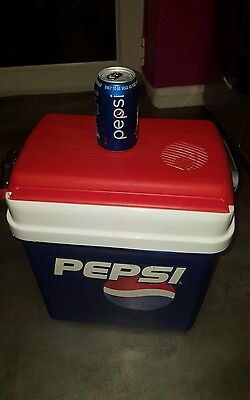 pepsi air cooled coolbox