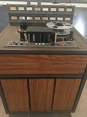 MCI JH24 16 Track 2 Inch Tape Machine and Transport Controller