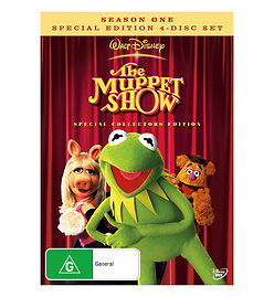 The Muppet Show: the Complete Season 1 - Anniversary Edition DVD Region 4