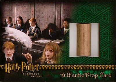 Harry Potter Sorcerer's Stone 10 Case Incentive Wand - 023/205 Rare !