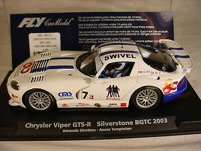 Fly Viper GTS-R #7 Silverstone 2003 GT A208 MB