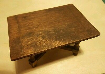 Pit A Pat Dolls House Furniture Table Vintage