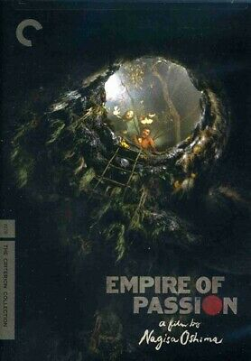 Empire of Passion (Criterion Collection) [New DVD] Subtitled, Widescreen
