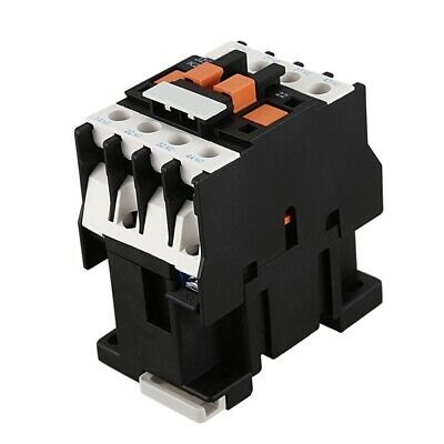 JZC4-22 220-240V 50/60Hz Coil 10A 2P Three Pole 2NO 2NC AC Contactor CT