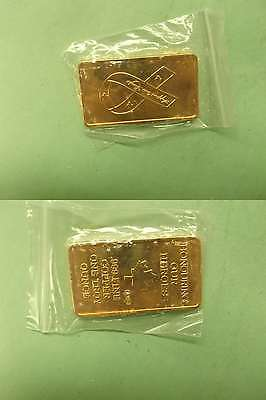 US Pure Copper Medal