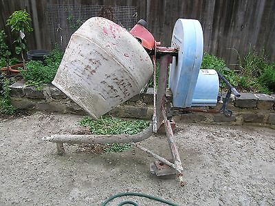 Electric cement mixer - Westmix 3.5