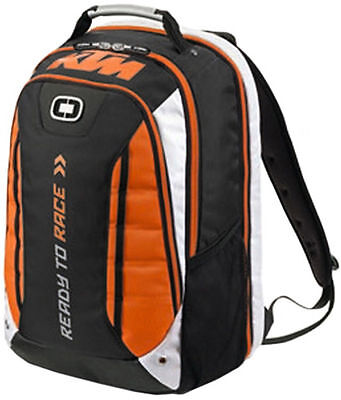 New Ktm Circuit Backpack Ogio Mx Offroad Leisure Backpack 3Pw1671300 Now $69.99!