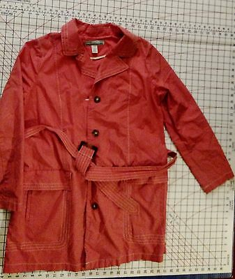 Maternity Old Navy Trench Coat size Large
